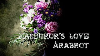 Årabrot - Maldoror's Love (Official Video)