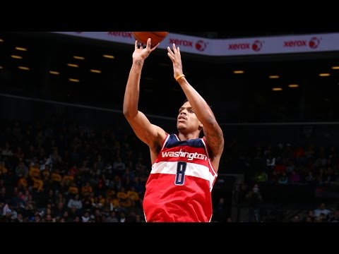"""""""3 Days After Call-Up, Jarell Eddie Drains 4 Threes in Wizards Debut!"""""""
