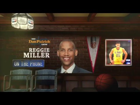 "Reggie Miller talks about the ""One-and-Done"" rule 03/14/2016"