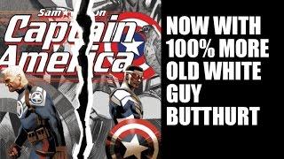 A Comic Show 10.28.15: Fascist Batman & Socialist Captain America!