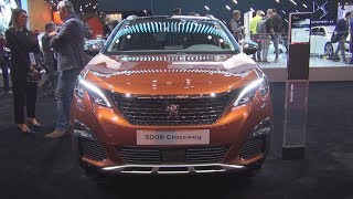 Peugeot 3008 Crossway PureTech 180 S&S EAT8 SUV (2019) Exterior and Interior