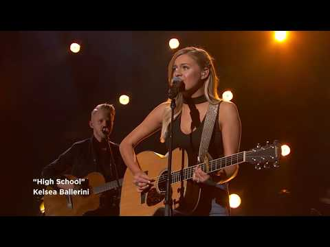 Kelsea Ballerini - High School (Acoustic)