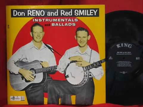 Don Reno Red Smiley And The Tennessee Cutups - My Shepherd Is God - Since I've Used My Bible From A Road Map