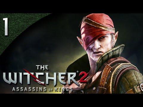 Mr. Odd - Let's Play The Witcher 2 - Part 1 - Prologue: Day of The Assault [Enhanced Edition]