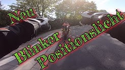 Motorrad Blinker Positionslicht