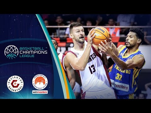 Gaziantep v Peristeri winmasters - Highlights - Basketball Champions League 2019-20