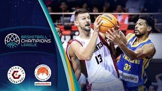 Gaziantep v Peristeri winmasters - Highlights - Basketball Champions League 2019-20