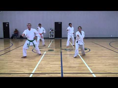 Cedar Ridge Academy Team 4 Training Kata 4