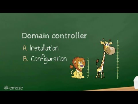 1-Installing Active Directory Domain Services