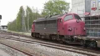 Tog i Danmark 24.04.2014