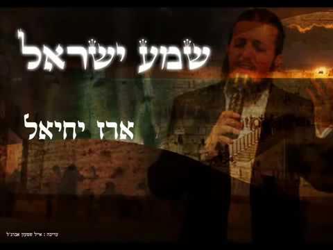 ארז יחיאל | שמע ישראל | Shema israel | 4:40