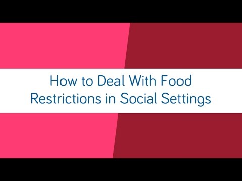 Episode 22 | How to Deal With Food Restrictions in Social Settings
