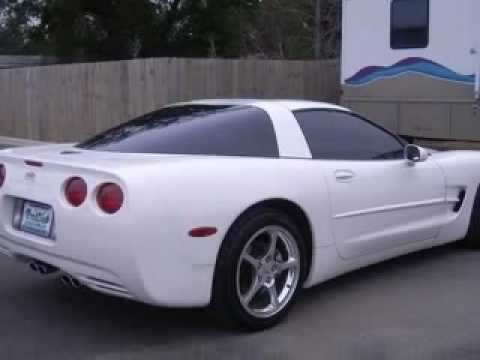 2002 chevrolet corvette pensacola fl frontier motors youtube for Frontier motors pensacola fl