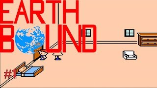 La casa está embrujada/Earthbound Zero #1