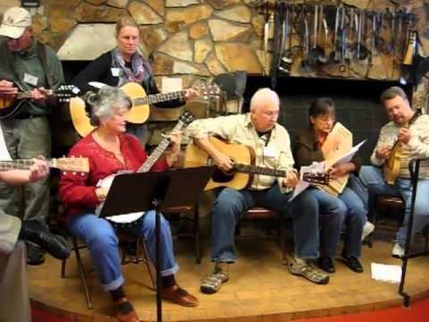 Music Class - John C. Campbell Folk School #1