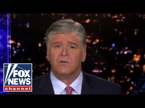 Hannity: Biden finally