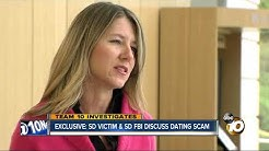 San Diego woman falls for online dating scam, local FBI reveals alarming romance scam numbers
