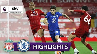 Traumtor-Spektakel in Liverpool | FC Liverpool - Chelsea 5:3 | Highlights - Premier League 2019/20
