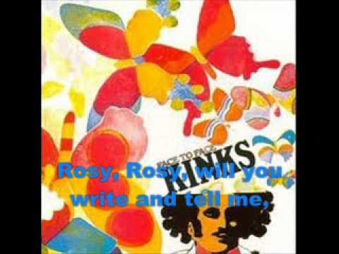 Клип The Kinks - Rosie Won't You Please Come Home