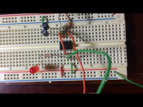 Project 6.2: Pulse Frequency Generator - 1 Hz
