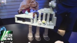 Angry Birds Star Wars Star Destroyer Battle Game Teaser, NY Toy Fair 2013