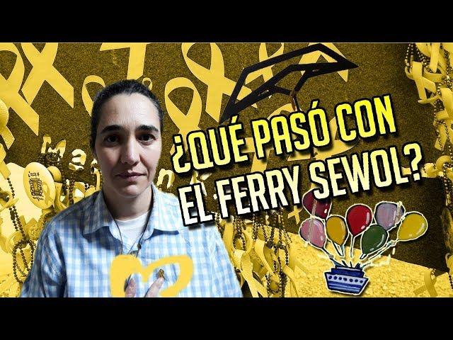 ¿QUÉ PASÓ CON EL FERRY SEWOL? 4.16 / IN MEMORIAM / Aquel Spring day