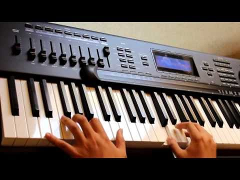 Michael Jackson - You Are Not Alone (Piano)