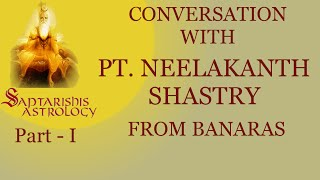 Part 1 - Conversation with Pt Neelakanth Shastry - From Banaras [Hindi] (Russin + English Subtitles)(, 2015-11-17T06:47:15.000Z)