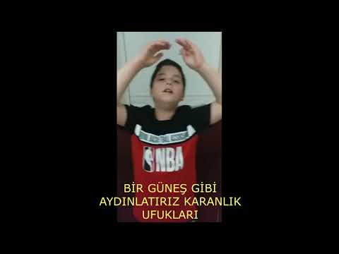 Etki Okulları - 4A Sınıfı 23 Nisan Videosu (Atatürk Çocukları) :)