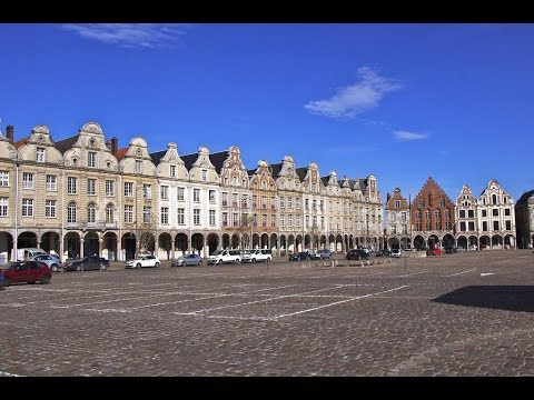 Places To See In ( Arras - France ) Place Des Heros