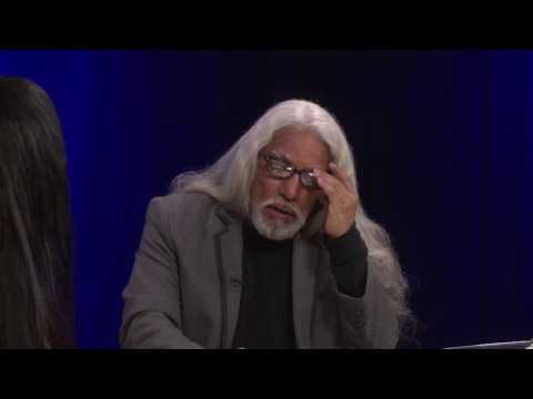 "Native Voice TV Roberto Tinoco Duran ""The Jaguar Poet""  Purépecha/Chicano"