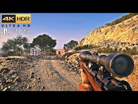 Battlefield™ 5 - Gameplay PS5™ (4K 60FPS)