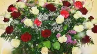 Смотреть видео купить цветы с доставкой спб