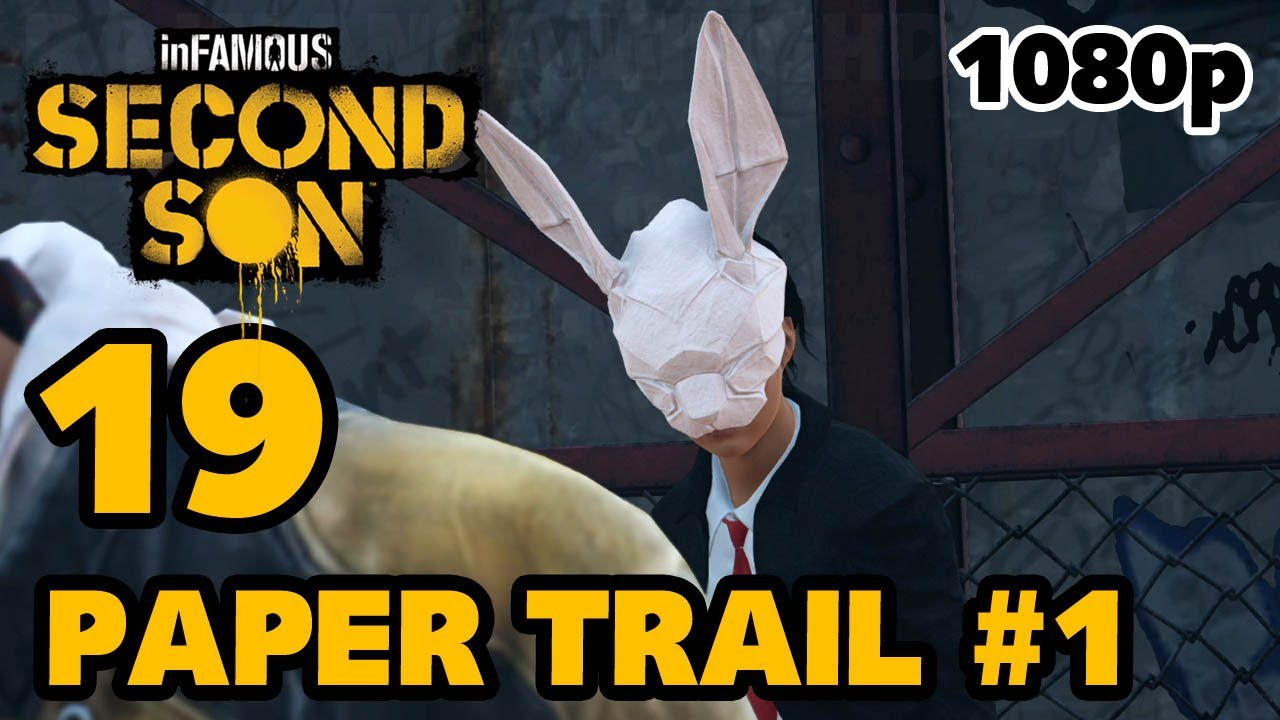 infamous paper trail part 5 help Hector from not2nerdyent teaches you how to beat infamous paper trail there will be a new part every week for the first 6 weeks from this games release date.