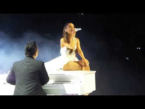 Ariana Grande My Everyting Live Madison Square Garden Youtube