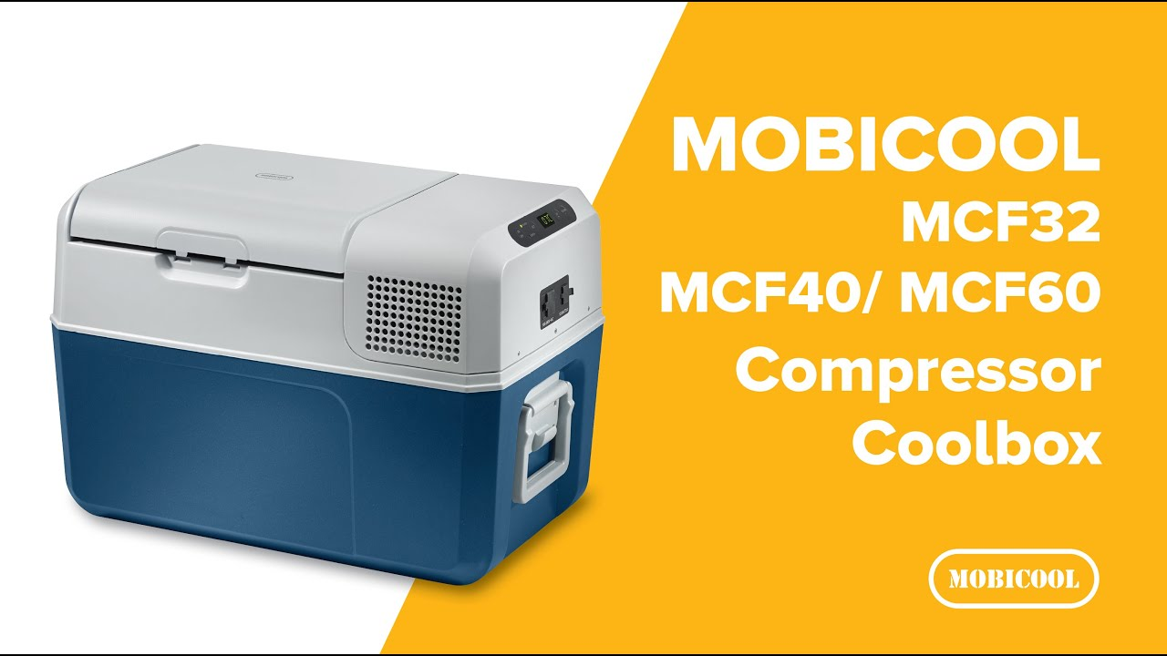 Löschdecke Test Mobicool Mcf40 Compressor Cooler Only 299,95 € Buy Now | Svb