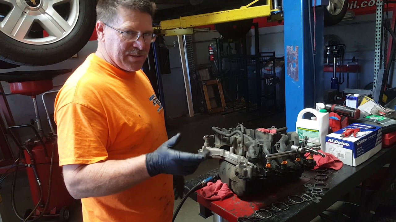 Additional information on Ford Triton intake manifold coolant leak  4 6,  5 4, 6 8 engines
