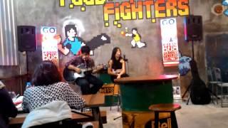 Video Noella Sisterina - Like I'm Gonna Lose You LIVE at Food Fighters download MP3, 3GP, MP4, WEBM, AVI, FLV Juli 2018