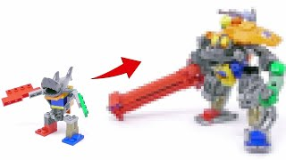 Gambar cover LEGO - My Son's Mech Upgrade Part6 - 20000 Subs Special Part2
