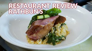 Restaurant Review - Rathbun's, Steakhouse | Atlanta Eats