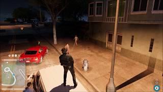 Watch Dogs 2 - Marcus being a jerk (profanity)