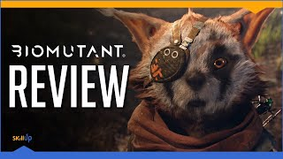 I definitely do not recommend: Biomutant (Review) (Video Game Video Review)