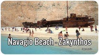 Navagio (Shipwreck) Beach, Zakynthos