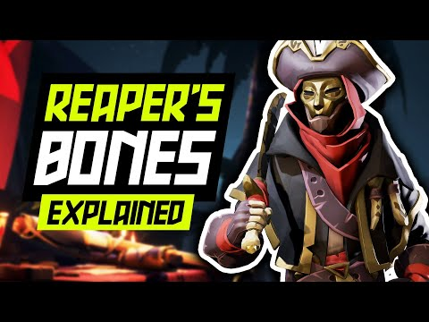 Sea of Thieves Update: Reaper's Bones Explained! [FULL GUIDE] // Ships of Fortune New Update