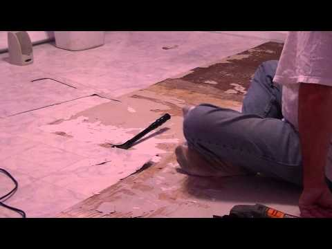 removing-vinyl-flooring-from-wood