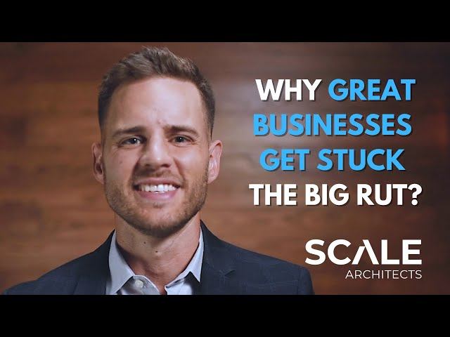 Why do Great Business Get Stuck the Big Rut?