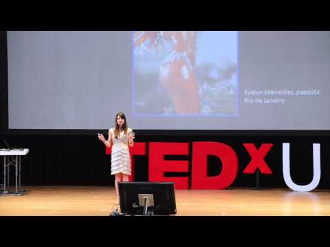 Pop culture politics: Corey Souza at TEDxUF
