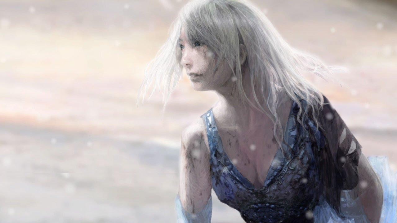 Final Fantasy XV La despedida de Lunafreya español - YouTube