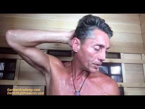 Dr  Robert Cassar, Mini Lecture in the Sauna pt 1: Instructional workshop is on pt 2 in HD 2015