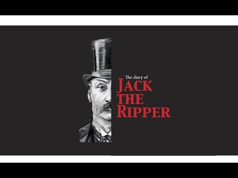 The diary of Jack the Ripper